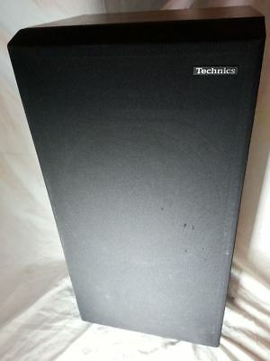 *Technics SB-L100 130w Linear Phase 2 way Speaker Vintage 70s Home Audio Tweeter