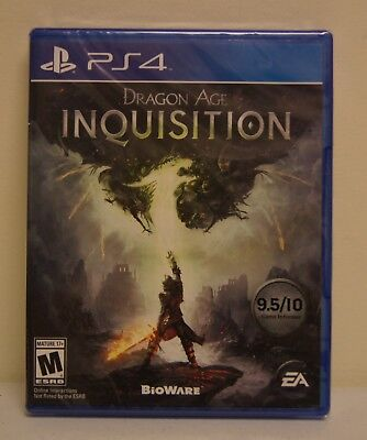 New! Dragon Age: Inquisition (Sony PlayStation 4, 2014) - Ships Worldwide!