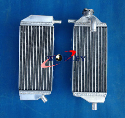 Aluminum Alloy Radiator for Yamaha YZ450F YZF450 YZF 450 2014 2015 2016 14 15 16