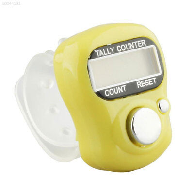 New 5 Digit Digital LCD Electronic Hand Finger Tally Counter For Golf School