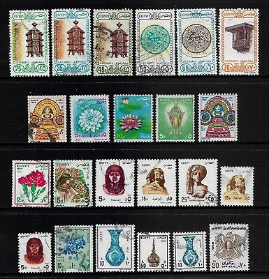 EGYPT mixed collection No.18, mostly used