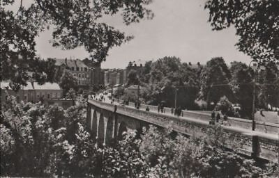 Luxemburg - Luxemburg, Luxembourg - Le Vieux Pont - ca. 1960 (40827)