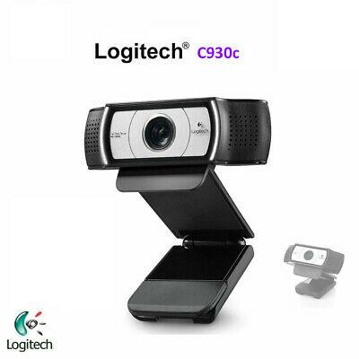 Logitech C930e USB Desktop or Laptop Webcam HD 1080p Camera