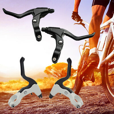 Mountain Bicycle Cycling Brake Lever Aluminum Alloy 1pair Bike Brake Lever Set G