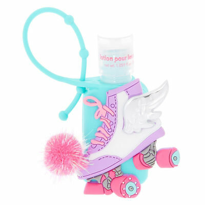 Claire's Girl's Roller Skate Hand Lotion - Mint Green