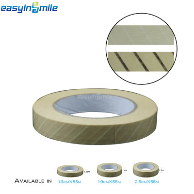 Steam Steralization Tape Lead-Free Latex-Free Roll 13/19/25MM 60Yard EASYINSMILE