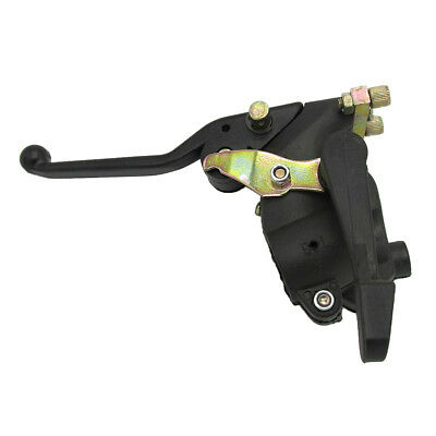 22mm Thumb Throttle with Dual Brake Lever Assy for 43cc 47cc 49cc