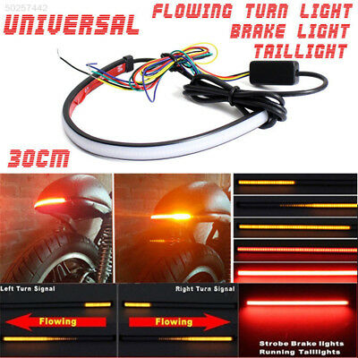 DCE2 LED Signal Lamp Sequential Switchback Flowing Indicator Light Strip Lights
