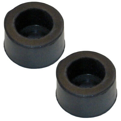 Ridgid 2 Pack Of Genuine OEM Replacement Rubber Bumpers # 570712001-2PK