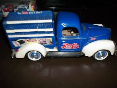 Pepsi Diecast Truck By Golden