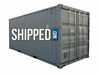 We DELIVER 20 feet NEW (One Trip) SHIPPING CONTAINER IN GREER, SOUTH CAROLINA