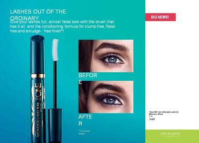 d41437cd924 ORIFLAME THE ONE 5-in-1 Wonder Lash Mascara, Black - £2.50 | PicClick UK