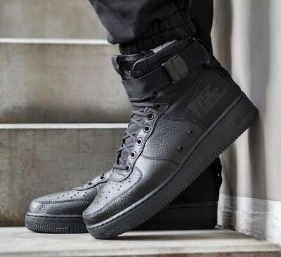 nike sf air force 1 mid nere
