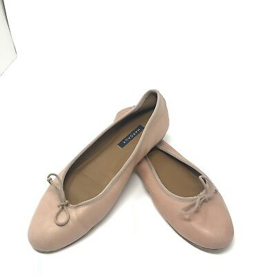 MARGAUX BALLET FLATS Size 41 Pink Spain Leather $29.99
