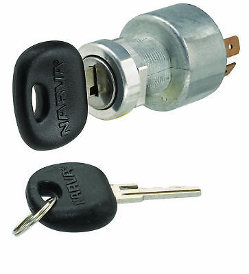 Narva Ignition Switch 4 Position 64018