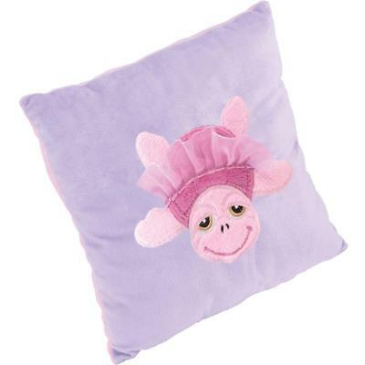 Li'L Your Peepers Tutu Pillow Ballet Cuddly Pillow Turtle Pillow
