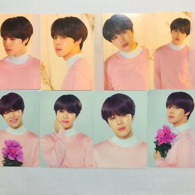 BTS JIMIN Love Yourself World Tour Official MD Mini Photo Card