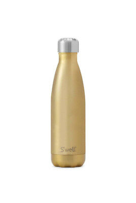S'Well - Glitter Collection Insulated Stainless Steel Drink Bottle - 500mL - Spa