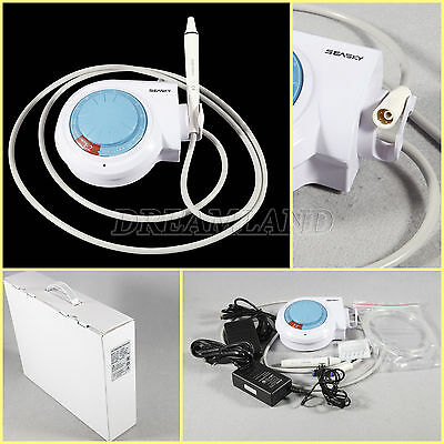 SKYSEA Dentaire Ultrasonic Scaler Handpiece Tips f/ EMS Woodpecker Teeth Clean