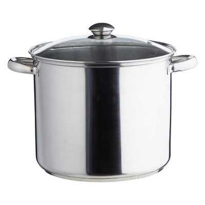 NEW IMK 24 cm Large Stockpot with Lid By Spotlight