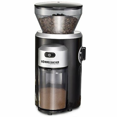 ROMMELSBACHER EKM 300 Electric Coffee Grinder with Conical Grinder /  150 Watts