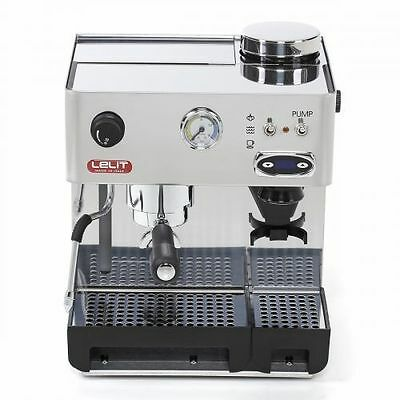 Lelit PL042TEMD Manual Espresso cappuccino machine MADE IN ITALY - BRAND NEW