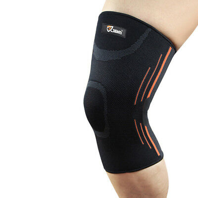 Knee Brace Support Sports Sleeve Compression Arthritis Joint Pain Patella Relief