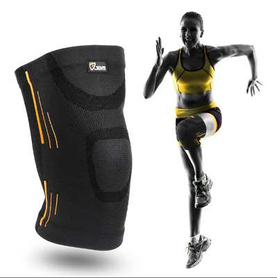 Knee Compression Sleeve / Patella Support Brace, Arthritis Pain Relief