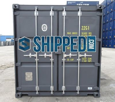 BEST DEAL We DELIVER 20' NEW (One Trip) SHIPPING CONTAINER IN INDIANAPOLIS, IN