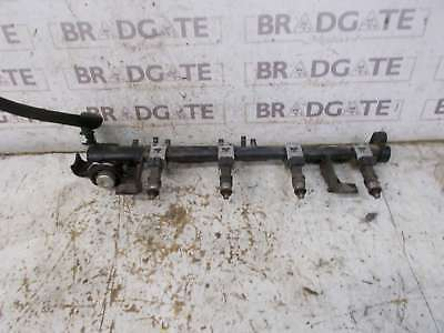 Ford Fiesta 1.4 Petrol 2009-2012 Injectors And Rail