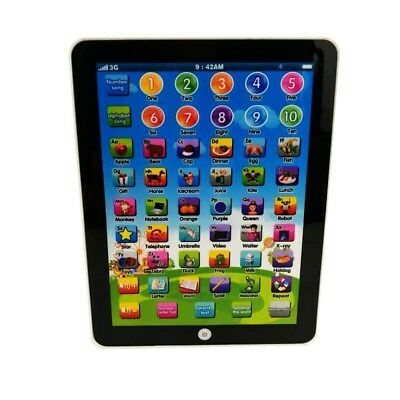 Kids Children TABLET PAD Educational Learning Toys Gift For Boys Girls Baby Toys
