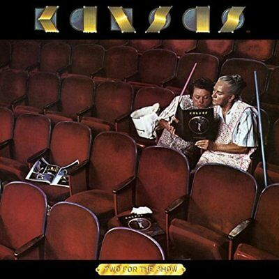 Kansas: Two For The Show (2LPs-180GV) Limited Edition