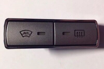 Ford Mondeo Mk4 Front And Rear Heated Screen Switch / Button 2004 - 2014