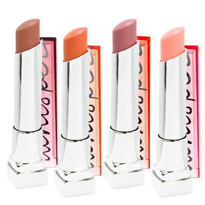 Maybelline Color Whisper Lipstick - CHOOSE YOUR SHADE