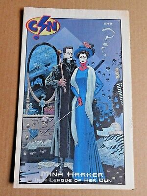 2003 Comic Shop News #842 Mina Harker In a League of Her Own ~