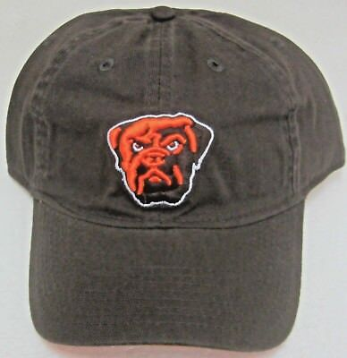 38d4110ad5c NFL CLEVELAND BROWNS Brown Structured One Size Fits All Adjustable ...