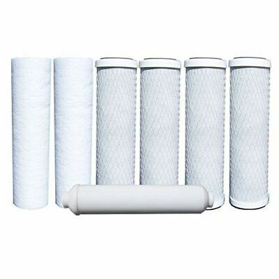 7 PACK RO Filters Premier 1-Year 5-Stage Reverse Osmosis Replacement Filter Kit