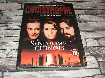 Le Syndrome Chinois - Jack Lemon Jane Fonda Michael Douglas / Dvd Neuf