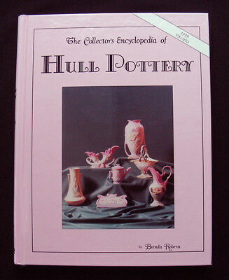 HULL POTTERY Collector's Encyclopedia ~ 208 Pages, Like New, Illustrated Roberts