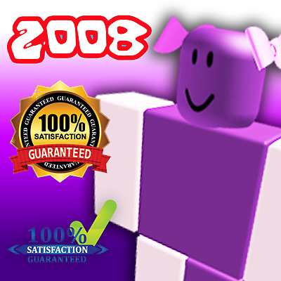 OG ROBLOX NAMESNIPE 6 LETTER ENGLISH WORD USERNAME - Rare 2008 Profile OG Name