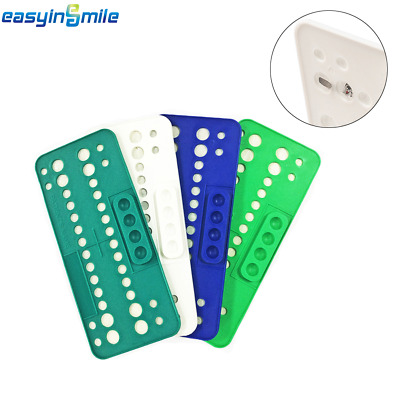 1 Pack Dental Orthodontic Bracket/Buccal Tube Trays Mini Accessory EASYINSMILE