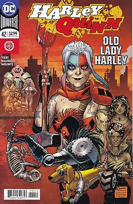 Harley Quinn #42 1St Appearance Old Lady Harley (2016) Vf Dc