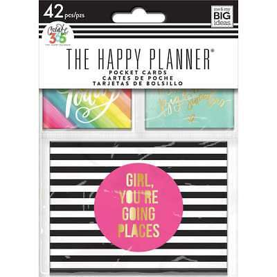 Create 365 Mini Planner Pocket Cards   673807998162