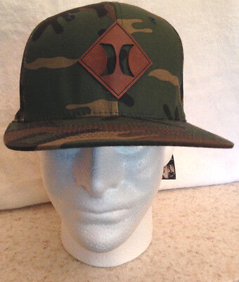 Hurley Waxed Snapper  Hat
