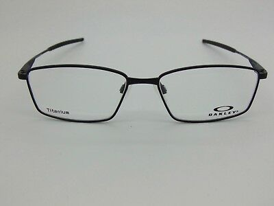NEW Authentic OAKLEY LIMIT SWITCH OX5121-0155 Satin Black 55mm Rx Eyeglasses
