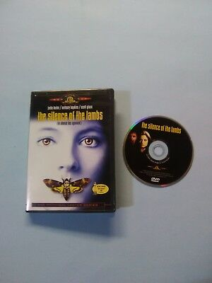 The Silence of the Lambs (DVD, 2011)