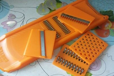 Grater For Korean Carrot, With Nozzles It Is Convenient, Quick To Prepare Salad.