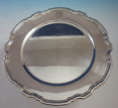 "Hampton by Tiffany & Co. Sterling Silver Charger Plate #20843 10 3/4"" (#2869)"