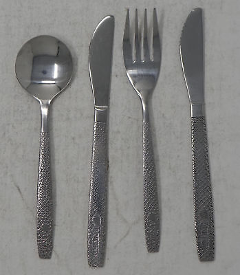 Vintage United Airlines flatware (4 pcs.) in very nice condition