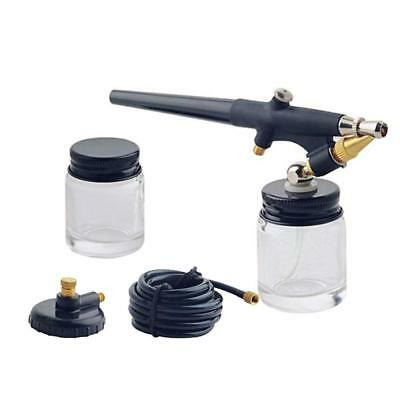 0.8mm Siphon Feed Single Action Trigger Spray Paint Gun Airbrush Kits